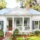 FARMHOUSE TOUR ~ Southern Living 800 sq ft Farmhouse - Sweet Southern Blue