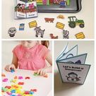 Value Bundle of Speech Therapy Activities for Apraxia of Speech including BOOM! Cards