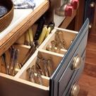 Organize Kitchen Utensils