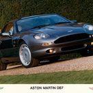Aston Martin DB7, 1994
