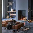 Aardetint in huis: warmte met wol, leer en aardekleuren   vtwonen