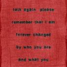 Friends Change