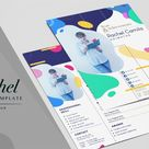 Resume Template - Animator (731012) | Resume Templates | Design Bundles