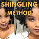 EXTREMELY DEFINED CURLS FOR ANY HAIR TYPE   FINGER COILS METHOD   ALL HAIR TYPES