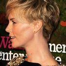 Short Cut Saturday   Charlize Theron   Hair Romance