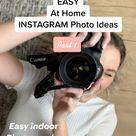 Easy indoor Photography Ideas