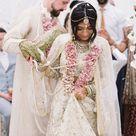 A Hindu Wedding In The English Countryside