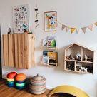 Endlich Schulkind: ein eigenes Zimmer mit Hochbett und Schreibtisch - SarahPlusDrei