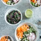 Frühlingssalate und Zero Waste Ideen im Food-Bereich