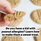 Got peanut allergies? Make 3-Ingredient Sunbutter Cookies
