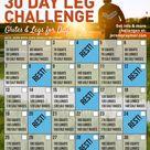30 Day Leg Challenge