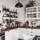 So gestaltest du deine Küche im Scandi-Boho Style - Julies Dresscode