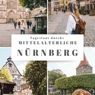 Tagestour durchs mittelalterliche Nürnberg - sisisday