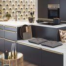 Küchen im Stil der 20er Jahre   Küchen im Art Deco Stil einrichten   Küche & Co