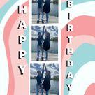 birthday ig story post ❤️