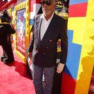 Morgan Freeman arrives at the Los Angeles movie premiere of