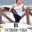 Afvallen met de nieuwe Fatburn Yoga #abnehmen