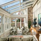 Terrasse einrichten bereiten Sie Ihren Außenbereich auf den Winter vor