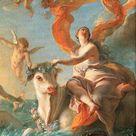 Greek Mythology Photo: Zeus and Europa