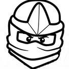 Ninjago Laterne Nummer 2  Anleitung