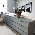 16 IKEA Malm Hack Ideas That Will Surprise You | Houszed