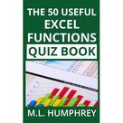 Excel Essentials Quiz Books The 50 Useful Excel Functions Quiz Book Series 3 Paperback   Walmart.com