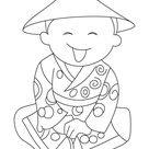 Happy Chinese New Year coloring page | Download Free Happy Chinese New Year coloring page for kids