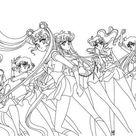 Sailor Moon Bookmark by BlackCitty on DeviantArt