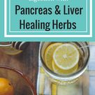 Liver + Pancreas Healing Herbs for better Digestion & Absorption.