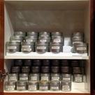 Spice Cabinet Organize