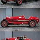 1931–33 Alfa Romeo 8C 2300 Monza Produced in 10 copies