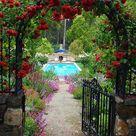 46 erstaunliche Pergola Gartentor Vorschläge - ArchZine