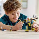 LEGO 31090 Creator 3in1 Underwater Robot Building Kit (207 Pieces)