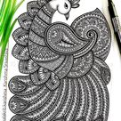 Instagram: kalakriti.karishma   Karishma Srivastava   Mandala Artist