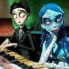 Corpse Bride Piano