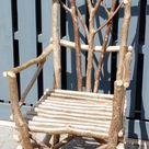Amazing Wood Chair Art