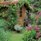 Die schönsten Gartenhaus-Ideen