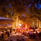 Outdoor Evening Weddings