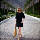 Black Shift Dresses
