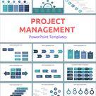 Project Management PowerPoint Templates - 20 best design infographic templates