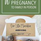 10 Ways to Announce Pregnancy To Family in Person