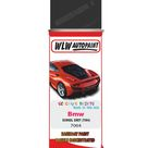 Bmw 3 Series Dunkel Grey 7064 Car Aerosol Spray Paint Rattle Can   Single Basecoat Aerosol Spray 400ML
