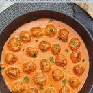 Hackbällchen in Tomatensoße | Lydiasfoodblog