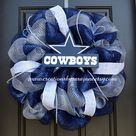 Cowboys Wreath