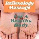 How To Improve Health With Foot Reflexology | Foot Reflexology Chart Massage