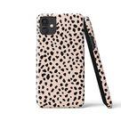 ANIMAL DOTS Peach Dust Phone Case - Google Pixel 4a (5G) / Tough Case - Gloss