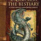 Shop Dracopedia The Bestiary: An Artist's at Artsy Sister.