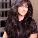 17 Trendiest Long Layered Hair with Bangs for 2021