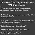 20 Jokes Only Smart People Will Understand