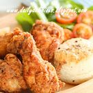 Chicken Drumettes Recipe